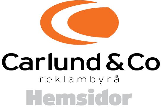 Hemsidor Göteborg, reklambyrå Carlund & Co