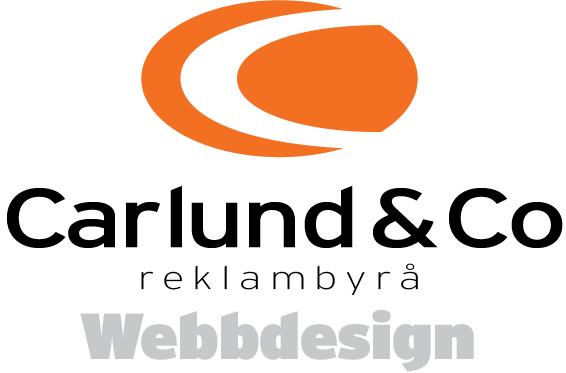 Webbdesign Göteborg, reklambyrå Carlund & Co